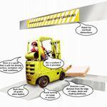 Forklift Safe Driving Tips